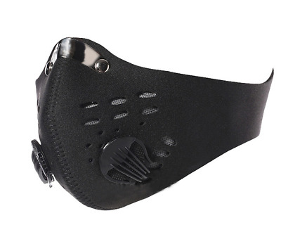 Motorcycle Neoprene Anti Dust Bicycle Cycling Ski Half Face Mask Filter Sales B