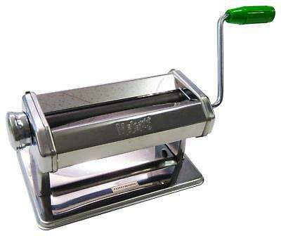 Makin's Clay Press Pasta Machine for Clay Table Clamp Roller Flattener Art Craft