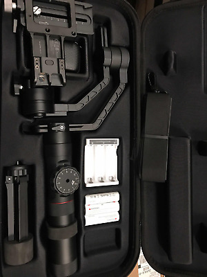 Zhiyun Crane 2 3-Axis Handheld Gimbal Stabilizer for DSLR Cameras (Free From CA)
