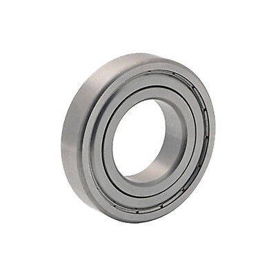Singe Row Deep Groove Ball Bearing Zinc Coated *Various Sizes Available*
