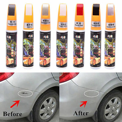 Durable Car-styling Clear Car Scratch Touch Up Repair Remover Pen Auto Paint Pen