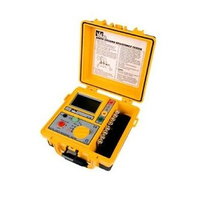 Ideal 61-796 Earth Ground Resistance Tester