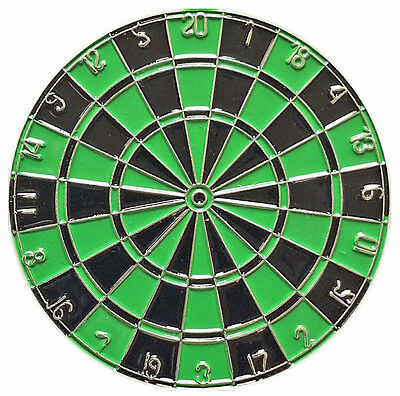 Dartboard Archer Champ Arrow Slinger Good Luck Challenge Coin  US FAST SHIPPING
