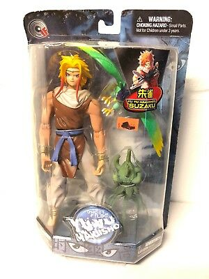 "SUZAKU Action figure IF LABS Yu Yu Hakusho ""Ghost Files"" ANIME NEW IN BOX"