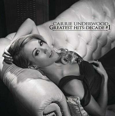 Carrie Underwood - Greatest Hits: Decade #1 (CD Used Very Good)