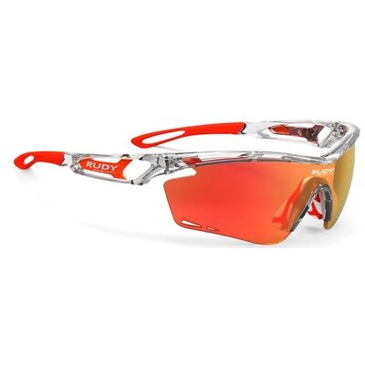 f18b40b404 SUNGLASSES RUDY PROJECT TRALYX Crystal Gloss Multilaser Orange  SP394096-0003 - EUR 148