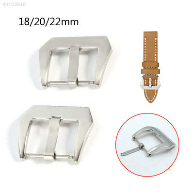 Fashion Screw-In Buckle Stainless Steel Flip Quick Release Watch Band