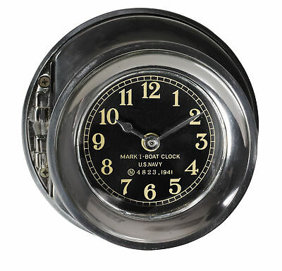 Authentic Models Navy Clock - Marine Uhr