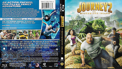 Journey 2: The Mysterious Island (Blu-ray Disc, 2012) The Rock 94 minutes PG-13