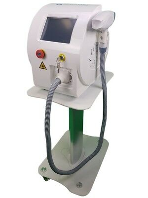 Tattooentferner, Tattoo entferner, Nd Yag Laser Gerät, Carbon Peeling Q Switch