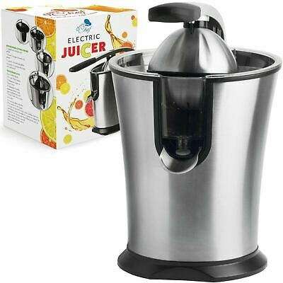 Electric Citrus Juicer Stainless Steel Lemon Lime or Orange Squeezer Juice Maker