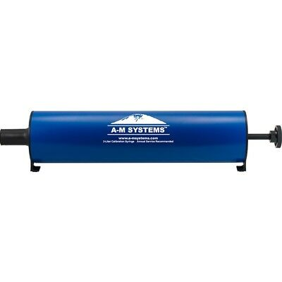 A-M Systems 3L Calibration Syringe, works with any spirometer
