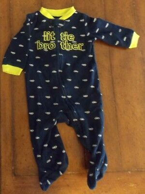bd1c6aacf CARTER'S LITTLE BROTHER outfit 6 months boy - $8.99 | PicClick