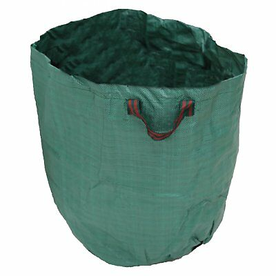 NEW! Large Heavy Duty 270L Garden Waste Bags Sacks - Pack of 3
