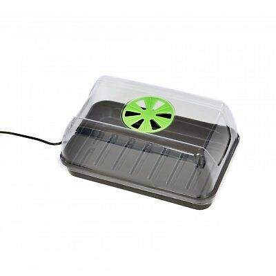 NEW! 39cm Heated Electric Propagator Plant Seed Grower Hydroponics