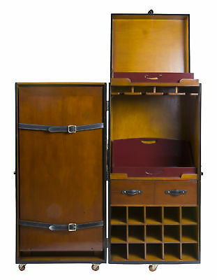 Authentic Models Grande Lounge Trunk Bar