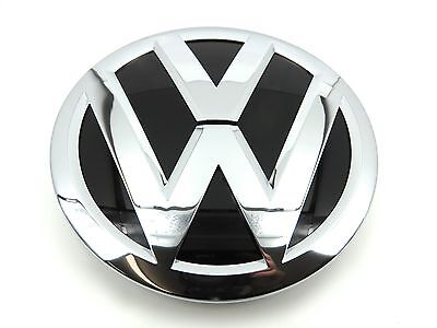 Genuine New VW VOLKSWAGEN BOOT BADGE Rear Emblem For Golf 5G 2012+ Mk7 TSI TDI