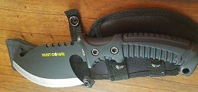 """10.5"""" TACTICAL SURVIVAL TOMAHAWK THROWING AXE BATTLE Hatchet knife hunting -a2"""