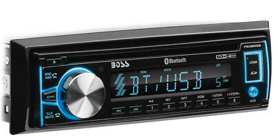 Boss Audio 750BRGB  Radio