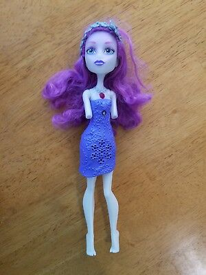Monster High Dance the Fright Away Singing Popstar Ari Hauntington Doll  11""