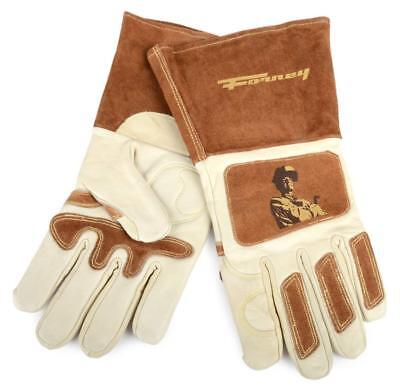 Forney 53411 Signature Men's Welding Gloves, X-Large