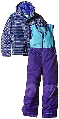 (Size 6/12, Multi-coloured) - Columbia Babies Buga Thermal Sets. Free Shipping