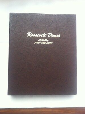 Usa Roosvelt Dimes 1946-2013 Proofs,silver Proofs 212 Coins