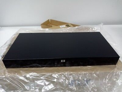 HP 0x216 Server Console Switch 408964-001 w/ Mounting hardware