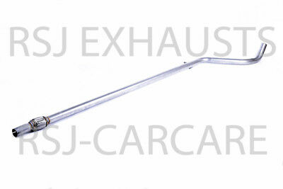 Exhaust Pipe CENTRE for FIAT PANDA 1.2 CHOICE1//2 03-on 188A4.000 169 Hatchback