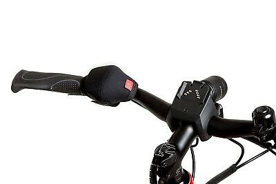 E-Bike – Remote Unit Cover, Universal cover for handlebar Remote Controls and