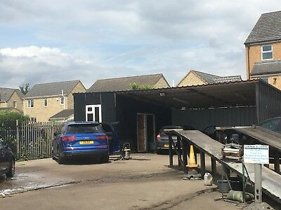 Formula Shine Car Wash Business For Sale With Exclusive Ramp