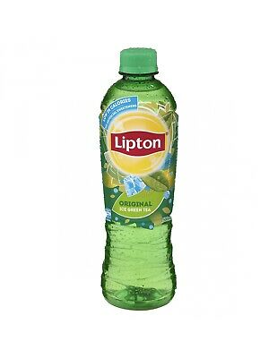 Lipton Ice Tea Green 500ml x 12