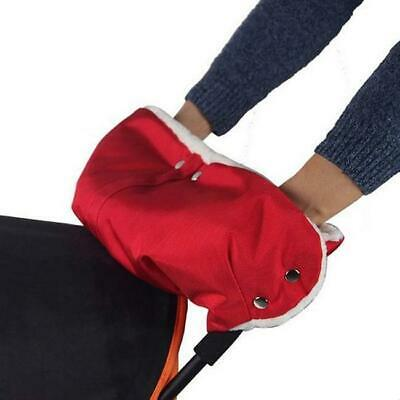 Durable Thicken Hand Muff Carriage Buggy Gloves For Baby Pram Pushchair New T