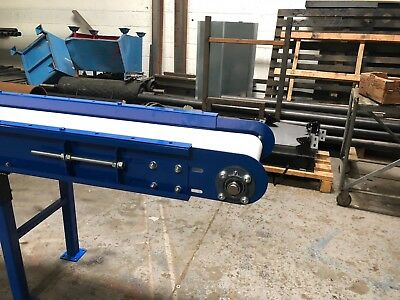New Conveyor Belt System 500mm wide belt x 1000mm long