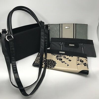 Miche Bag Shoulder Purse 3 Interchangeable Shells Additional Handbag Straps