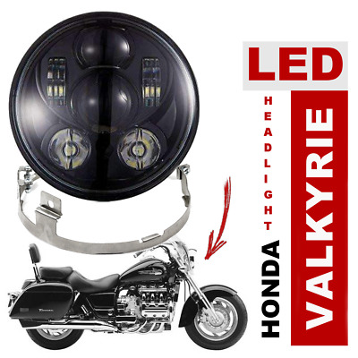 Eagle Lights 1997-2003 Honda Valkyrie Standard Touring Projection LED Headlight