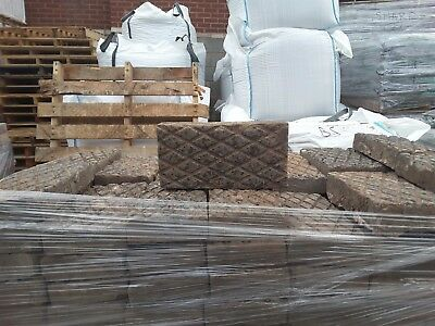 Reclaimed Staffordshire Blue Diamond Pavers