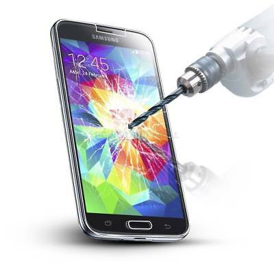 100% Geniune Samsung Galaxy S4 i9500 i9505 Tempered Glass Screen Protector