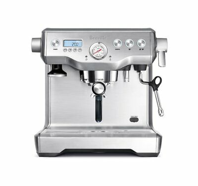 Breville BES920XL Dual Boiler Espresso Machine - OPV - LCD - Electronic PID