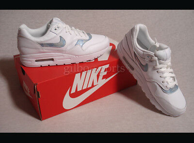 304dc2132e Nike Air Max 1 PS White Royal Tint Größe 27 Little Air Max 807603 106 weiss