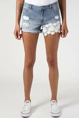 Only Shorts Jeans Pizzo #15153985