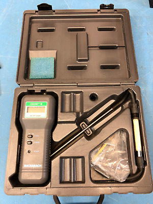 Bacharach OXOR II Electronics Gas Analyzer