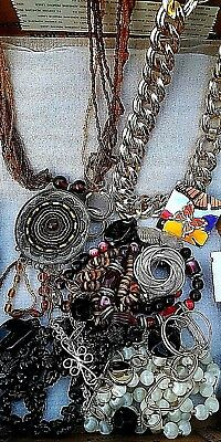 Nice  Vintage To Now Jewelry Lot Estate  Un Searched Untested. All Wearable!
