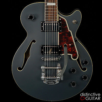 Brand New D'angelico Premier Ss Bob Weir Semi Hollow Electric Guitar W /coil Tap