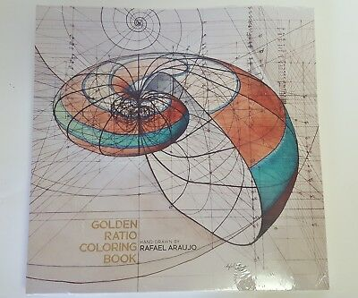 Golden Ratio Coloring Book Perfect Gift For Artist Architect Math Nature Lover
