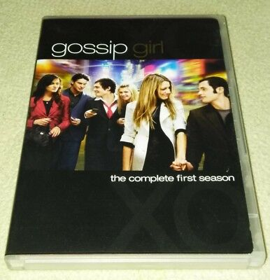 Gossip Girl: Season 1 dvd