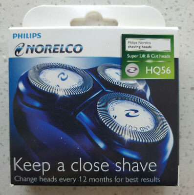New Replacement Razor Shaver Blade Cutter for Philips Norelco HQ56 HQ4 HQ55 Plus