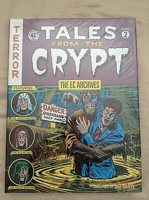 The EC Archives Tales From the Crypt Volume 2 Graphic Novel - Dark Horse -Sealed