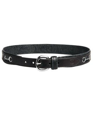 NOBLE ON THE BIT BELT BLACK. Noble Outfitters. Free Delivery