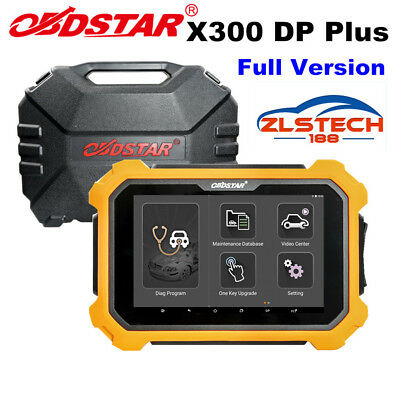 OBDSTAR X300 DP Plus X300 PAD2 C Package Full Version/B Package/A Package Option